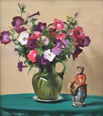 petunias by alma figuerola