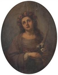 santa rosalia by augusto manuel de quesada