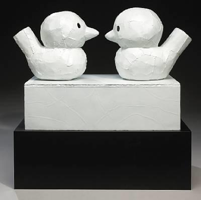love birds by tom sachs