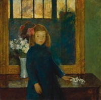 little sylvia by charles webster hawthorne