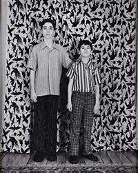 michael and evan, redhook, ny by katy grannan