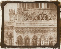 cathédrale d'orléans by william henry fox talbot
