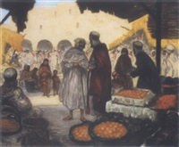 souk à gabès, tunisie by william lambrecht