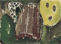 pyramid formation by arthur dove