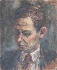 muncit (portrait) by savu petra dan