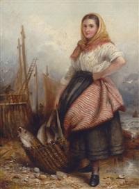 the fish seller by alexander leggatt