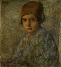 dziewczyna w czapeczce by tadeusz ajdukiewicz