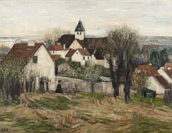 village de seine et oise by ginette rapp