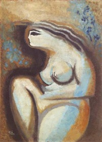 naked lady by naim ismail