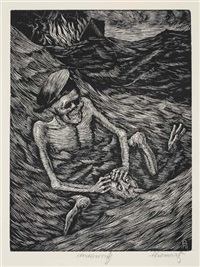 unseaworthy (+ riverside, california, lrgr; 2 works) by albert abramovitz