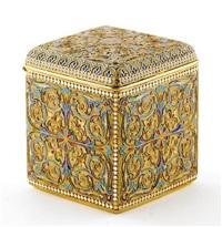 box by alexander benediktovich ljubavin