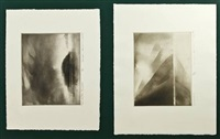 the lake and isle (+ innisfree and westwater; 2 works) by norman ackroyd