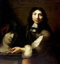 portrait de sculpteur by charles alphonse dufresnoy