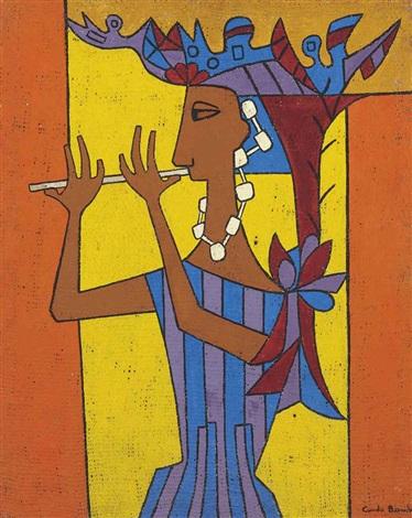 flautista by cundo bermúdez
