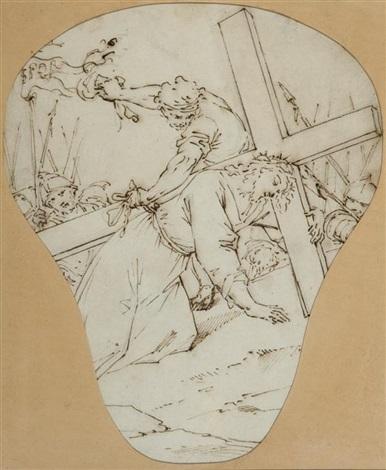 le chemin de croix by antonio consetti