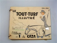 le tout turf illustré by caza