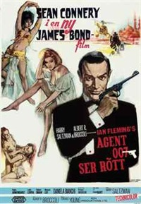 from russia with love (agent 007 ser rõtt) by renato fratini & eric pulford