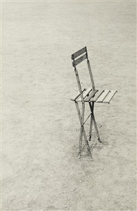 paris (chair) by robert frank