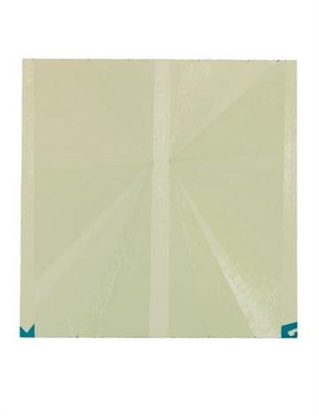 untitled white butterfly by mark grotjahn