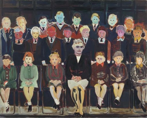 the teacher sub a by marlene dumas