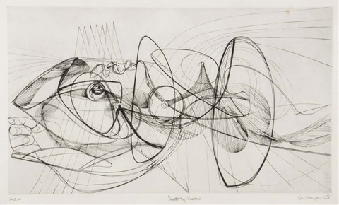 death by water by stanley william hayter