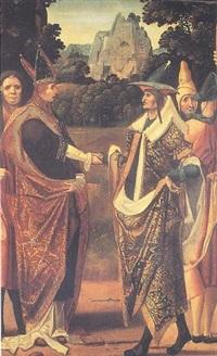 la rencontre entre l'ancien et le nouveau testament by jan de beer
