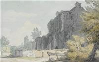 bickleigh court, devon by john white abbott