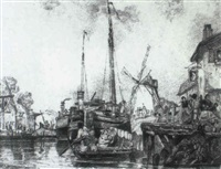 porto olandese by fanny camperio