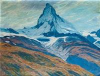 the matterhorn by carl arp