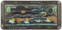 holy viper by tony fitzpatrick