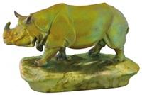 rhinoceros by sandor apati abt