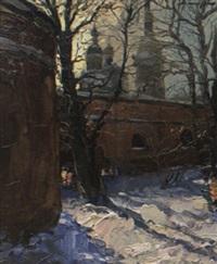 forteresse de petropavlovka by rachid adgamov