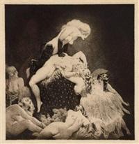 pantera by norman alfred williams lindsay