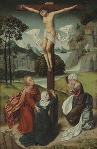 the crucifixion by roger van der weyden