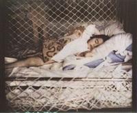 au lit, endormi by leonid andreyev