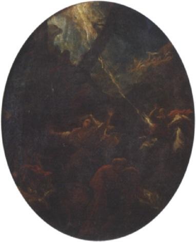 la traversée de la mer rouge by jean baptiste corneille