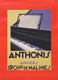 anthonis by posters: music