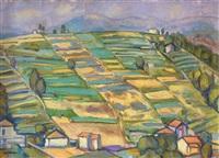 paysage by michel adlen