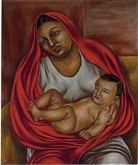 maternidad by maría izquierdo