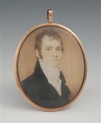 portrait of a gentleman by robert field