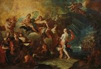 scène mythologique by corrado giaquinto