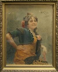 gypsy by viktor alekseevich bobrov