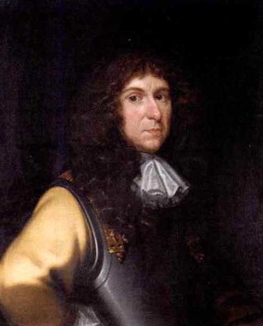 portrait of a gentleman by john hayls