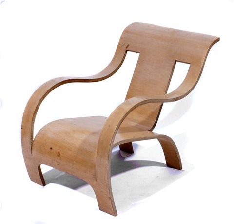 armchair by gerald summers