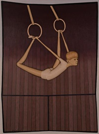 on the rings by john brack