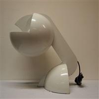 lampe de table, modèle ruspa by gae aulenti