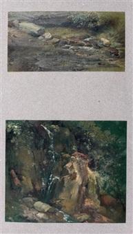 vues de suisse (78 works) by johann ludwig aberli