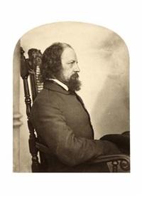 alfred, lord tennyson by oscar gustave rejlander