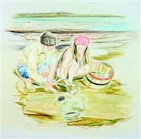 crabbers by tim mcmonagle