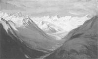 gletscherlandschaft by emmy lischke